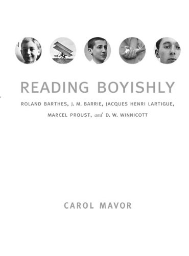 9780822339625: Reading Boyishly: Roland Barthes, J. M. Barrie, Jacques Henri Lartigue, Marcel Proust, and D. W. Winnicott