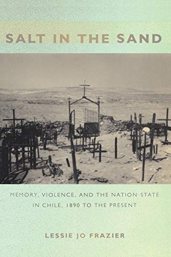 9780822340034: Salt in the Sand: Memory, Violence, and the Nation-State in Chile, 1890 to the Present (Politics, History, and Culture)