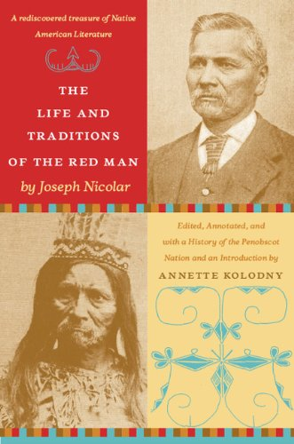 9780822340287: The Life and Traditions of the Red Man: A rediscovered treasure of Native American literature