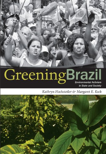 9780822340317: Greening Brazil: Environmental Activism in State and Society