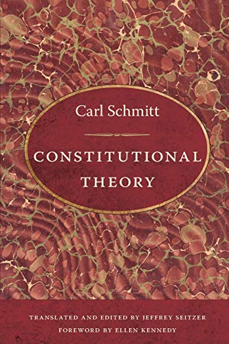 9780822340706: Constitutional Theory