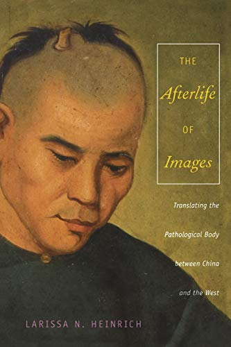 9780822341130: The Afterlife of Images: Translating the Pathological Body between China and the West (Body, Commodity, Text)