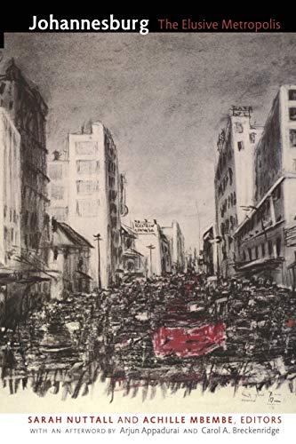 9780822342847: Johannesburg: The Elusive Metropolis (a Public Culture Book)