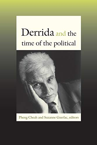 9780822343721: Derrida and the Time of the Political