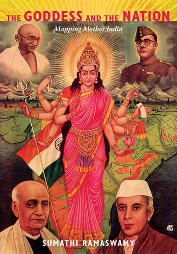 9780822345923: The Goddess and the Nation: Mapping Mother India