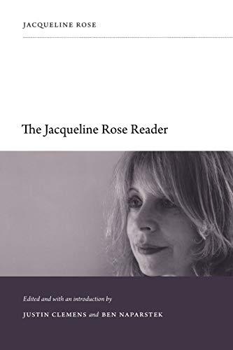 9780822349785: The Jacqueline Rose Reader