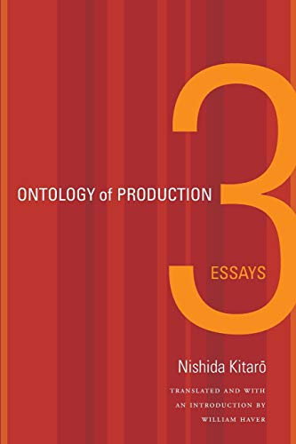 9780822351801: Ontology of Production: Three Essays (Asia-Pacific)