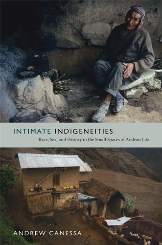 9780822352679: Intimate Indigeneities: Race, Sex, and History in the Small Spaces of Andean Life (Narrating Native Histories)