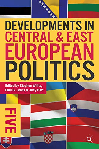 9780822354697: Developments in Central and East European Politics 5