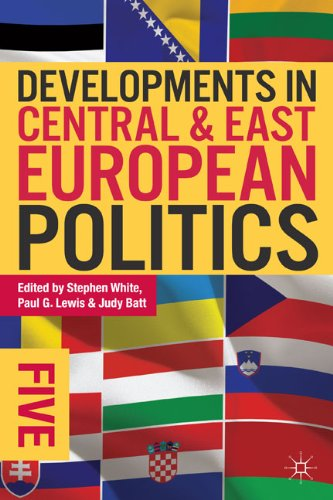 9780822354826: Developments in Central and East European Politics 5