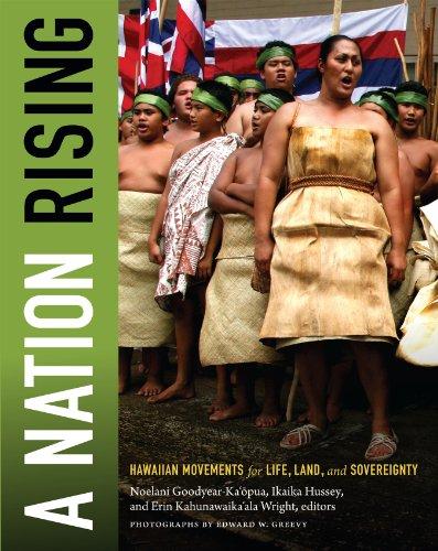 9780822356950: A Nation Rising: Hawaiian Movements for Life, Land, and Sovereignty (Narrating Native Histories)