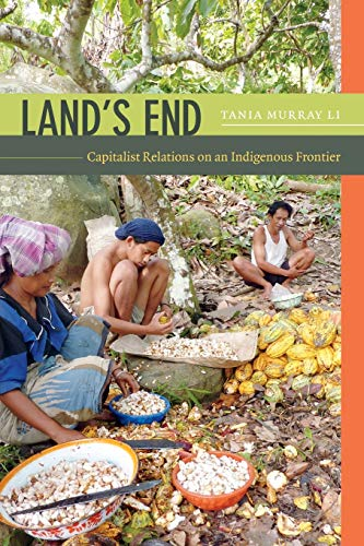 9780822357056: Land's End: Capitalist Relations on an Indigenous Frontier