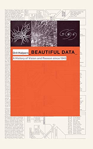 Beautiful Data: A History of Vision and Reason Since 1945 (Hardback): Orit Halpern