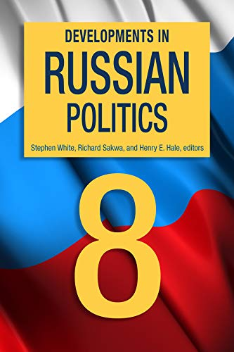 9780822357995: Developments in Russian Politics 8