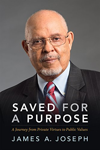 Saved for a Purpose: A Journey from Private Virtues to Public Values