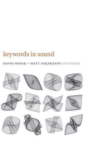 9780822359036: Keywords in Sound