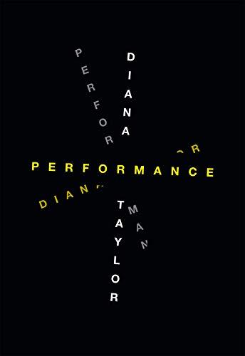 9780822359548: Performance