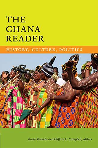 9780822359845: The Ghana Reader: History, Culture, Politics (The World Readers)