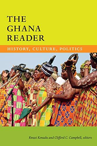 9780822359920: The Ghana Reader: History, Culture, Politics (The World Readers)