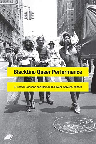 9780822360650: Blacktino Queer Performance