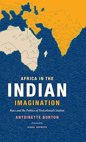 Africa in the Indian Imagination: Race and the Politics of Postcolonial Citation (Hardback): ...