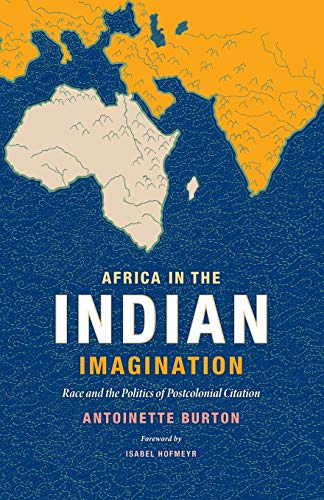 9780822361671: Africa in the Indian Imagination: Race and the Politics of Postcolonial Citation