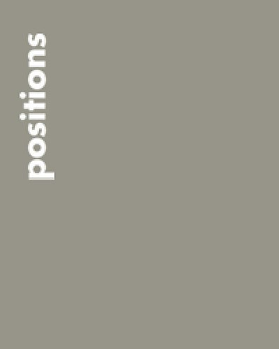 9780822364900: Visual Cultures of Japanese Imperialism (SPECIAL ISSUE OF POSITIONS)
