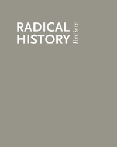 Transnational Black Studies (Radical History Review (Duke University Press)) (0822365898) by Brock, Lisa; Kelley, Robin D. G.; Sotiropoulos, Karen