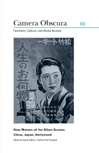 9780822366249: New Women of the Silent Screen: China, Japan, Hollywood (Camera Obscura: Feminism, Culture, And Media Studies)