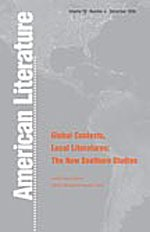 Global Contexts, Local Literatures: The New Southern: Kathryn McKee|Annette Trefzer|Barbara