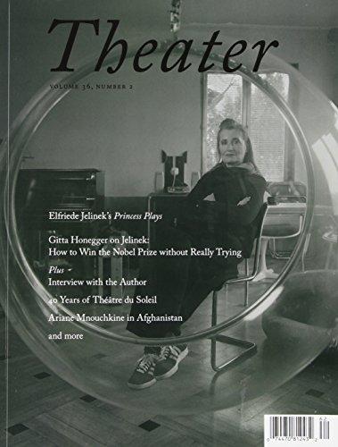 9780822366669: Elfriede Jelinek's Princess Plays (Theater Magazine, Vol. 36, No. 2)