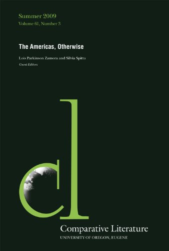 9780822367208: The Americas, Otherwise (Special Issue of Comparative Literature)