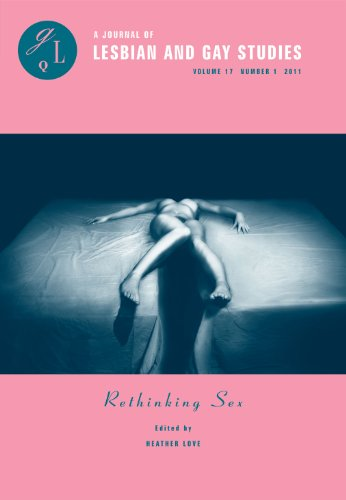 9780822367352: Rethinking Sex (Journal of Lesbian and Gay Studies)