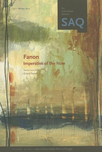 9780822367826: Fanon: Imperative of the Now (South Atlantic Quarterly)