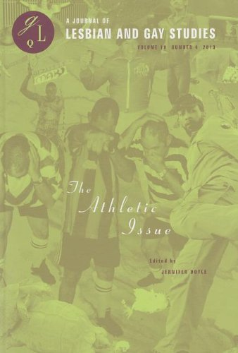 9780822368014: The Athletic Issue: Number 4 (Journal of Lesbian and Gay Studies)