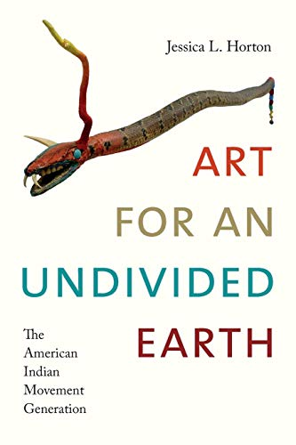 9780822369813: Art for an Undivided Earth: The American Indian Movement Generation (Art History Publication Initiative)