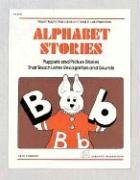 9780822402992: Alphabet Stories: Puppets and Picture Stories That Teach Letter Recognition and Sounds (Makemaster Blackline Masters)