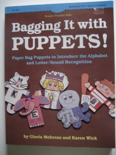9780822406778: Bagging It With Puppets Paper Bag Puppets to Introduce the Alphabet