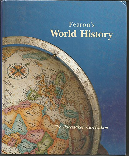 9780822408055: Fearon's world history (The Pacemaker curriculum)