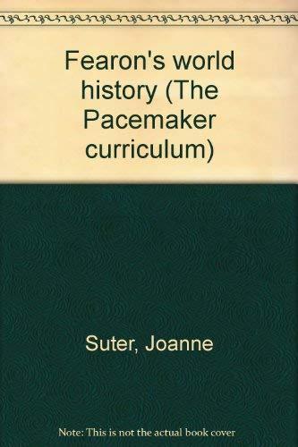 Fearon's World History: Joanne Suter