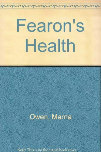 Fearon's Health (The Pacemaker Curriculum): Marna Owen