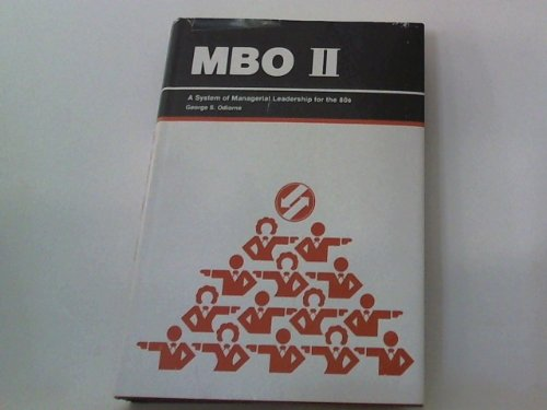 9780822409779: MBO II: A System of Managerial Leadership for the 80s