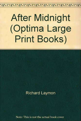 9780822433323: After Midnight (Optima Large Print Books)
