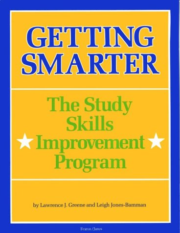9780822433866: GETTING SMARTER STUDY SKILLS IMPROV