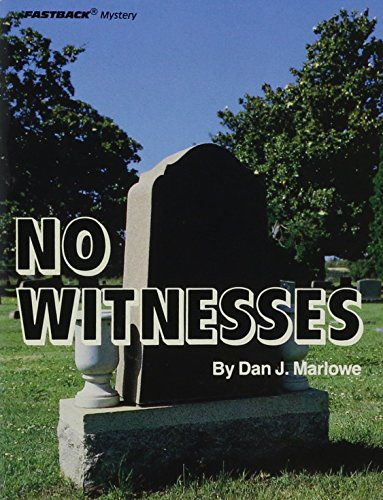 9780822434672: No Witnesses (Fastback Mystery)