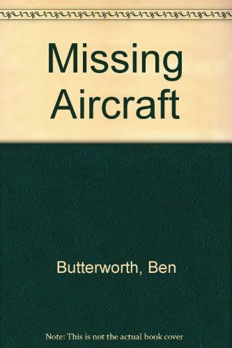 9780822437895: Missing Aircraft