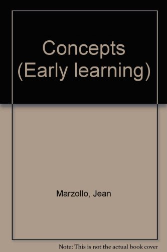9780822444787: Concepts (Early learning)