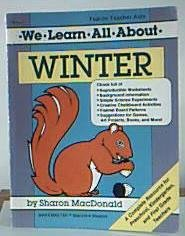 We Learn All About Winter (0822445972) by Sharon MacDonald
