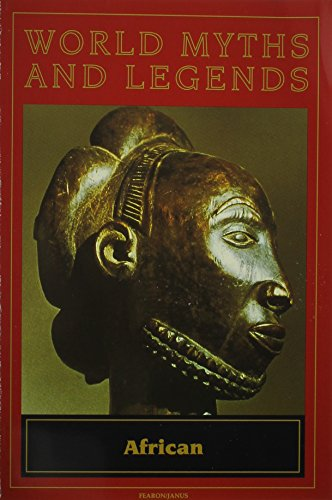 9780822446392: World Myths and Legends: African