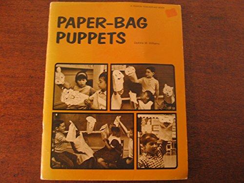 9780822452751: Paper-Bag Puppets